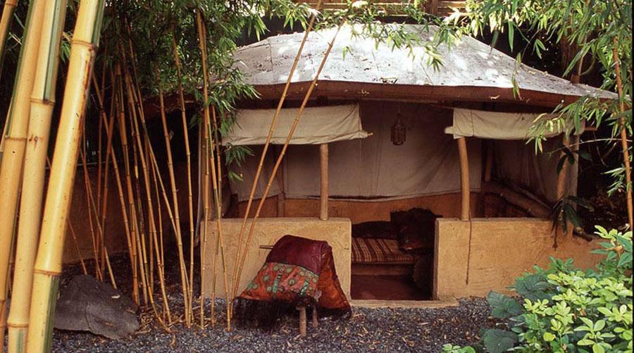 Cabane touareg
