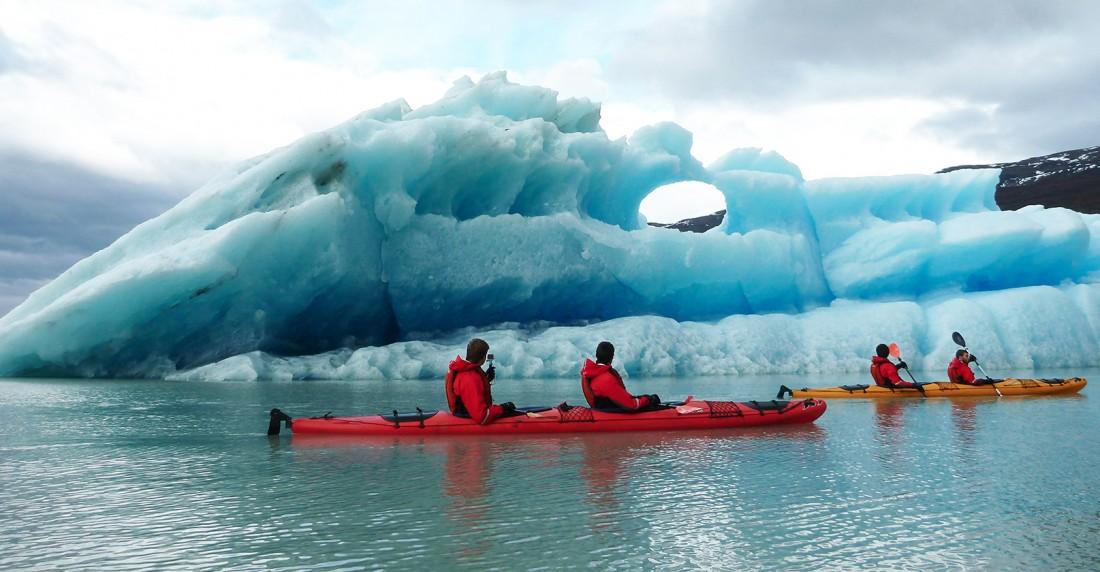 Day 7: Kayak Lake Grey