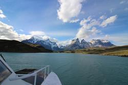 Day 7: Catamaran Across Lake Pehoe
