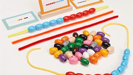 Smart Oval Beads
