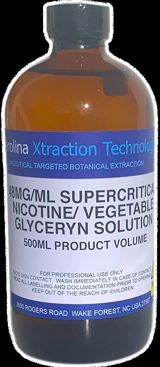 500ML Supercritical/ VG 48MG/ML