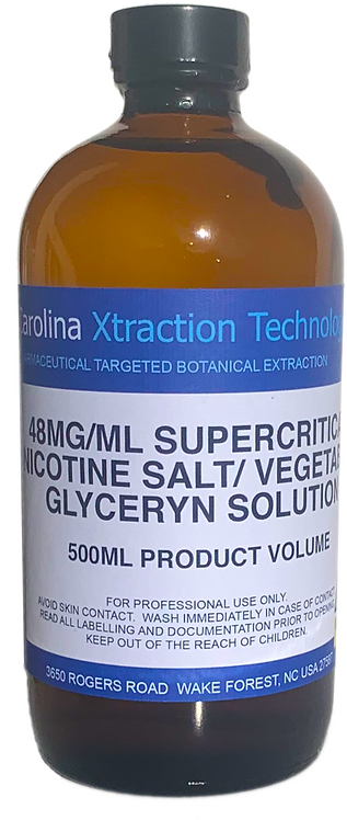 500ML Supercritical Salt 48MG/ML