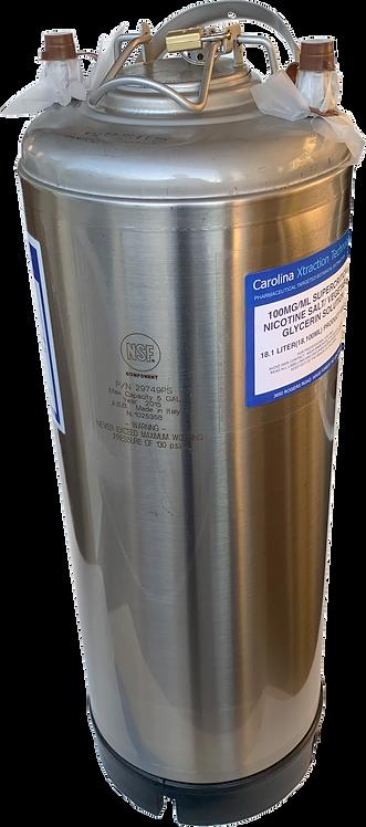 18.1 Liter Supercritical NicSalt 100MG/ML