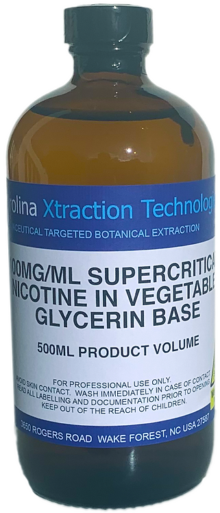 500ML Supercritical/VG 100MG/ML