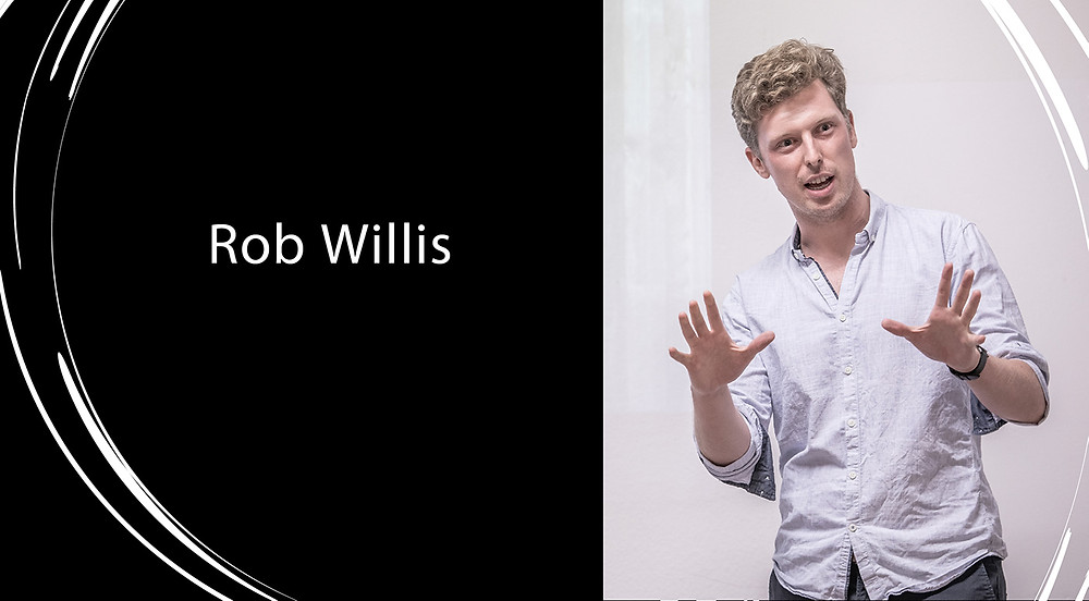 Rob Willis - Business Storytelling Trainer