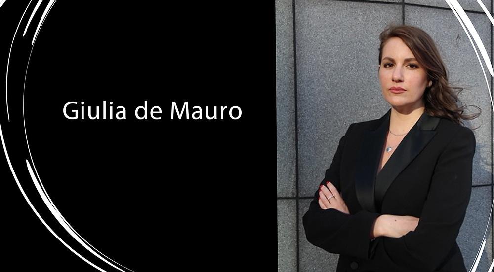 Giulia de Mauro - Expert in Business Architecture