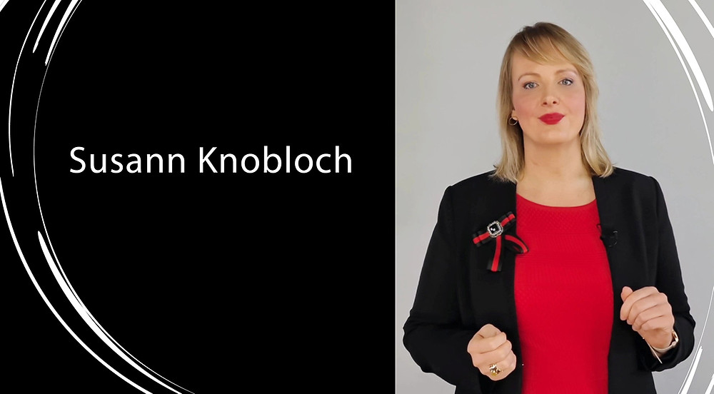 Susann Knobloch - Digital and Personal Selling Expert
