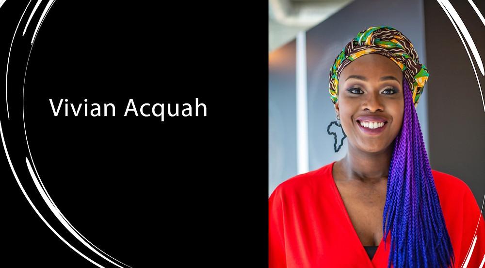 Vivian Acquah - Employee Wellness Program Trainer