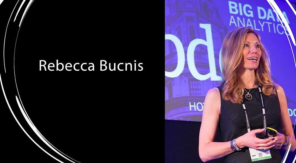 Rebecca Bucnis - Data Strategy Expert