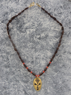 Collier Pomme Cannelle