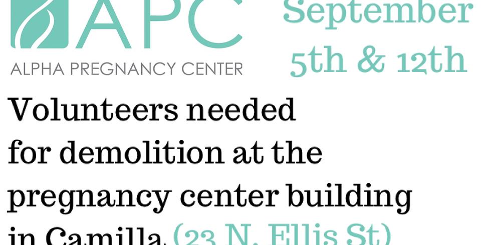 Alpha Pregnancy Center - Camilla, GA