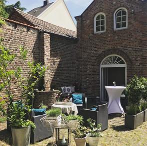 Kleiner Innenhof