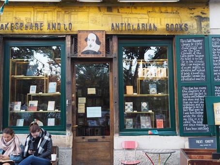 莎士比亞書店為何迷人?