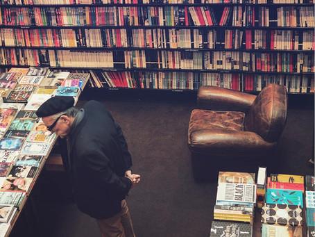 歐陸史上首家英文書店