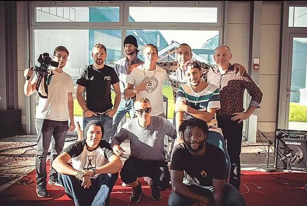 ISProd Aloha team.webp