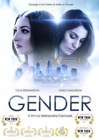 Gender movie poster