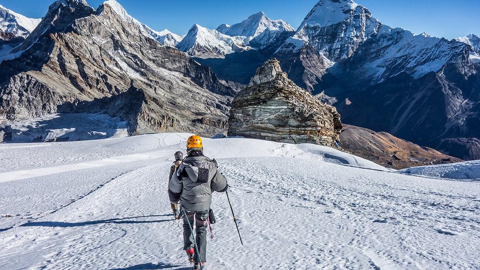 Himalayan Alpine Climbing Course