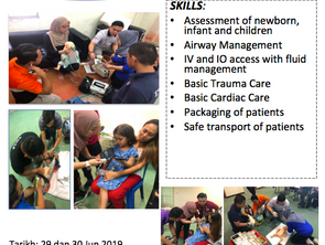 PEDIATRIC PREHOSPITAL CARE COURSE - BASIC