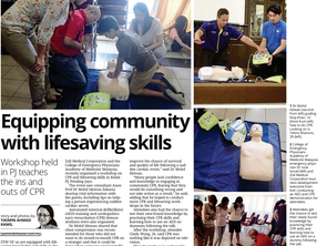 CEP Plays Its Part In Community Engagement