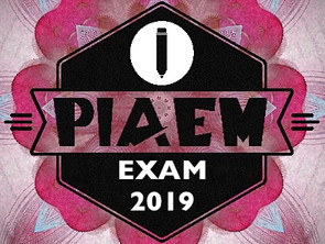 PIAEM EXAM 2019 RESULTS