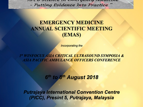 2nd Emergency Medicine Annual Scientific (EMAS) Meeting