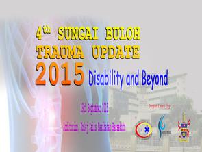 Trauma Update 2015