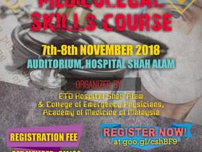 Medicolegal Skills Course
