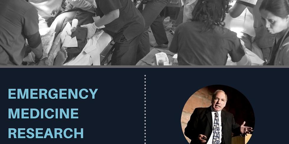 EMERGENCY MEDICINE RESEARCH NETWORK MEETING WORKSHOP