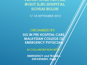Pre-Hospital Care Services For Medical Directors Course