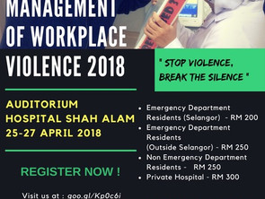 The Management of Workplace Violence Course