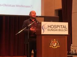AP Dr Mohd Idzwan