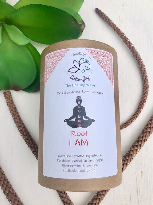 Root Chakra Tea