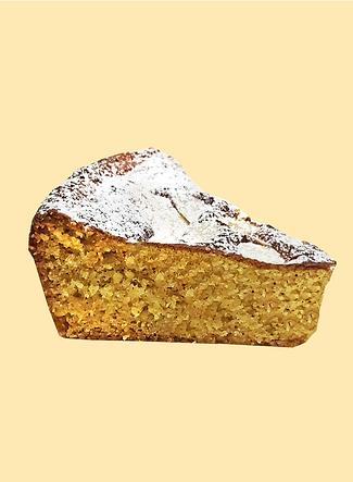 Gluten, Sugar, Dairy & Soy Free Orange & Cinnamon Cake