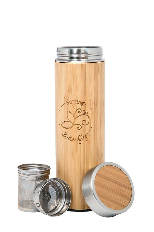 Eco Friendly Tea Infusion Bottle