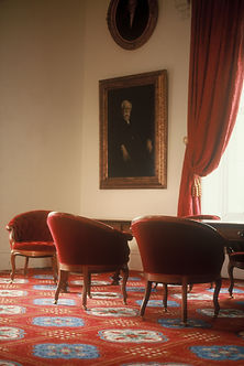 reproduction chairs in Vermont State House