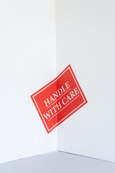 """Notice To Tenant 2020 removable wallpaper print 40"""" x 24"""" $100 + Installation"""