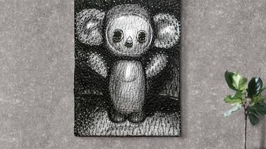 Nailed Chiburashka