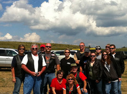 vfw riders flt 93 ride