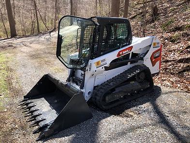 Skid loader Bobcat T550.jpg