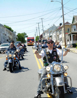 VFW RIDERS PARADE
