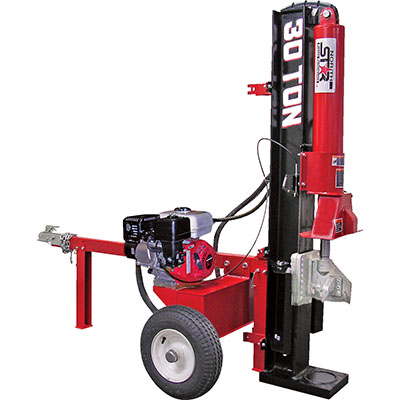 Log Splitter 30 ton 2