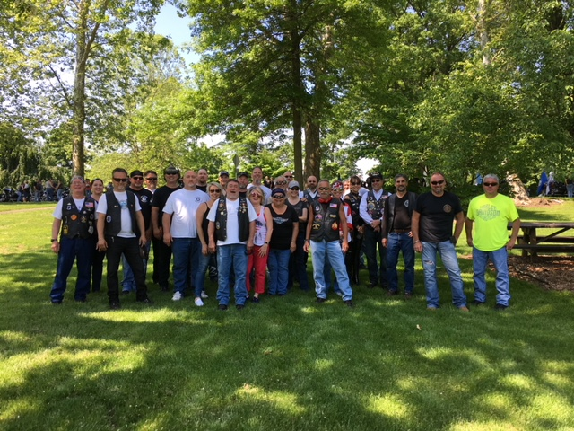 VFW Riders and ALR Memorial Day gap ride 2018