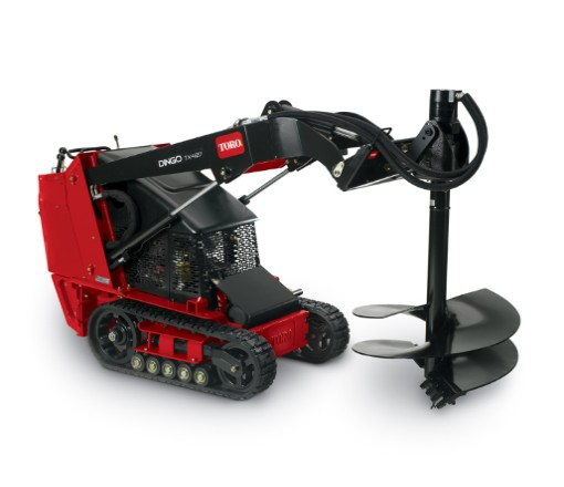 Toro Dingo Auger Attachment