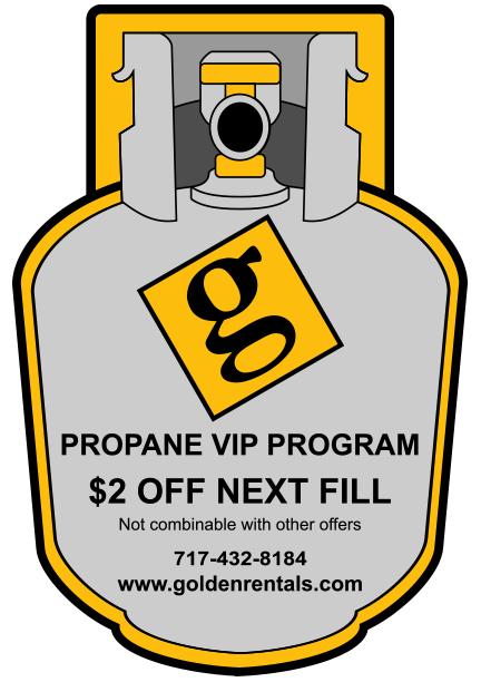 Propane VIP Program