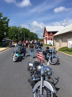 vfw riders parade 2016