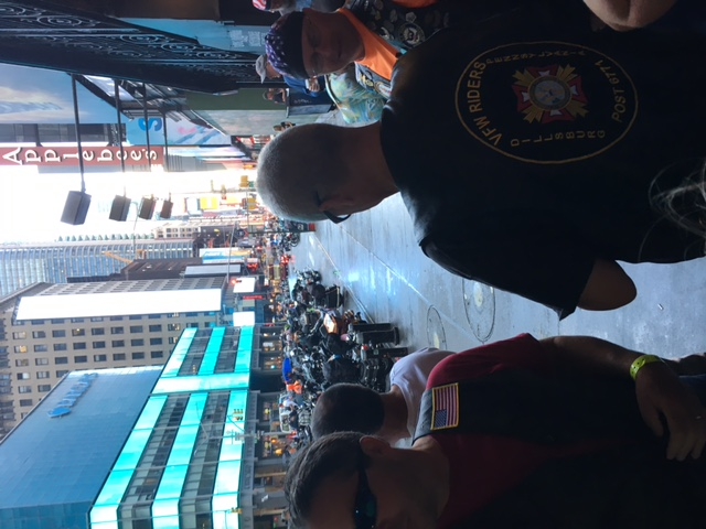 VFW RIDERS AMERICAS 911 RIDE NYC 2