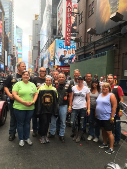 VFW RIDERS AMERICAS 911 RIDE NYC