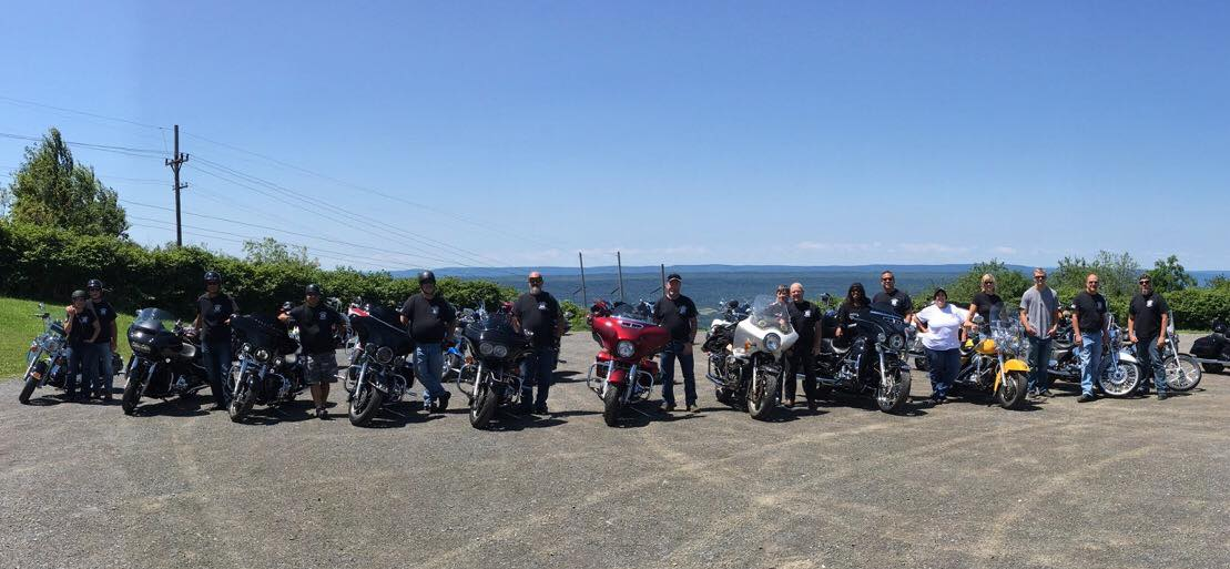 VFW RIDERS 2017 MOUNTAIN HOUSE BAR