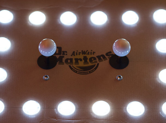 LED Arcade Buttons