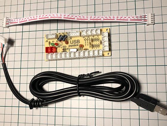 Arcade Stick Circuit Board set